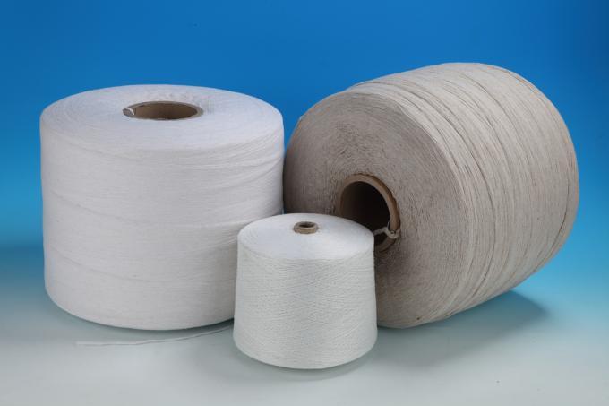 Algodão e Poliéster tecido misto mais usado para confecção de roupas.