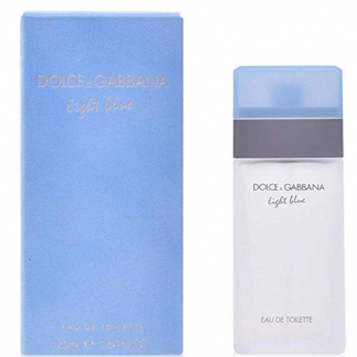 Light Blue Dolce & Gabbana Eau de Toilette