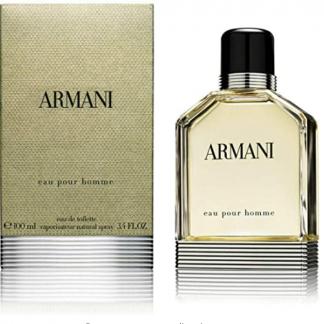 Armani Eau de Nuit Masculino eau de Toilette 100 ml